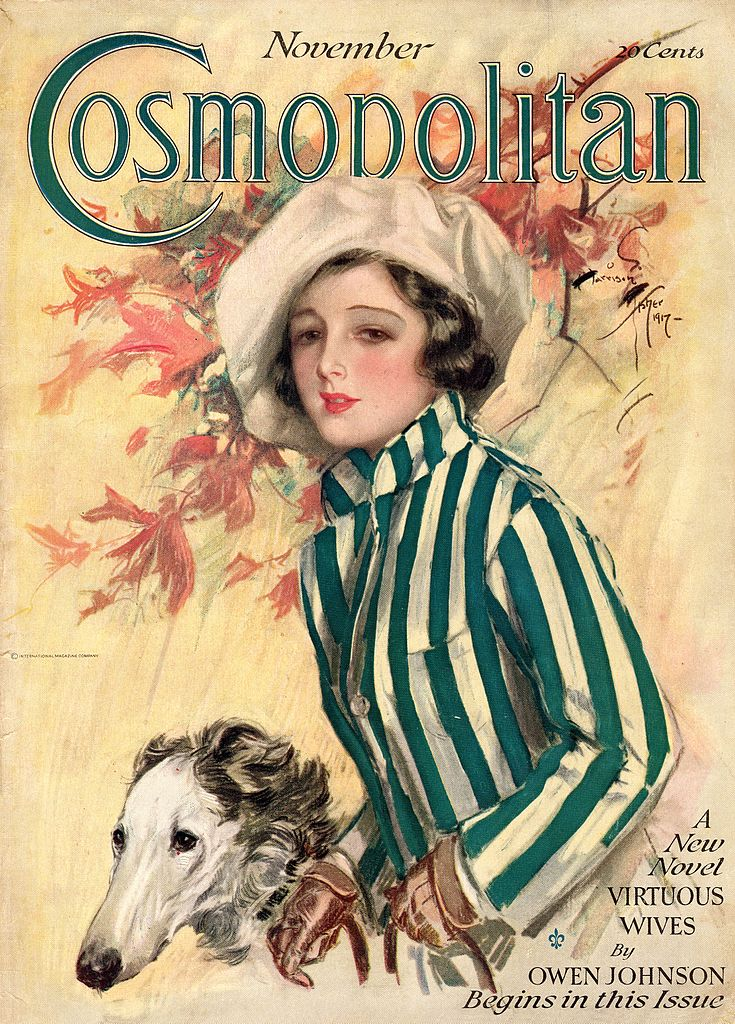 Cosmopolitan-FC-November-1917